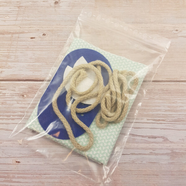 sewing shoes DIY quiet book kit