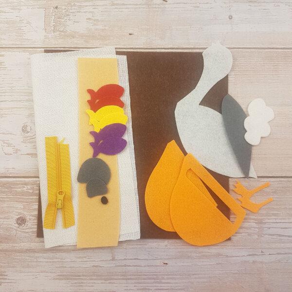 pelican quiet book kit