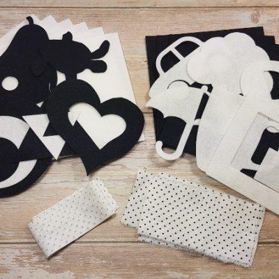 Montessori Cards Material