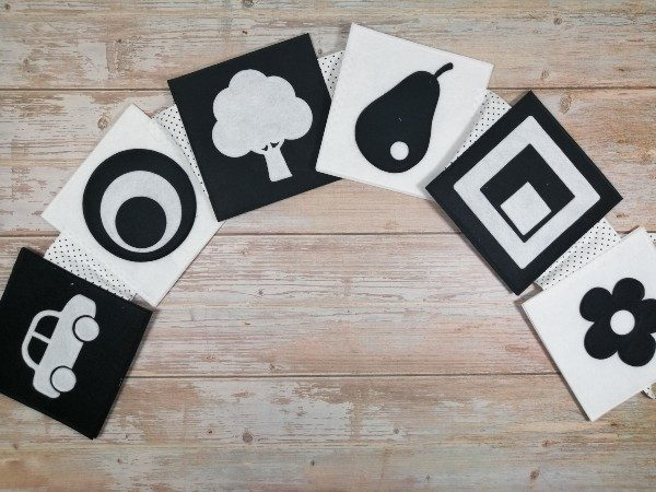 Finished Montessori Cards