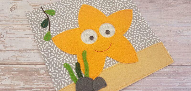 quiet book starfish